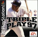 Triple Play '97 - PlayStation