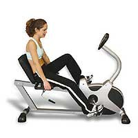 Yukon Fitness - EZR 02 - Recumbent Exercise Bike