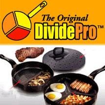 Divide Pro Skillet Set (As Seen On TV)