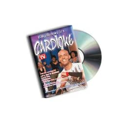 Cardioke - AUTOGRAPHED TO YOU! (Out of Stock)
