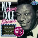 echange, troc Nat King Cole - Shows 3