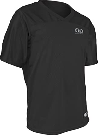 Buy AD995F Mens Short Sleeve Fan Jersey for Football, Basketball, and Sports Events by Game Gear
