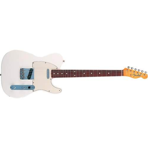buy cheap fender classic series 39 60s telecaster electric guitar olympic white on sale guitars. Black Bedroom Furniture Sets. Home Design Ideas
