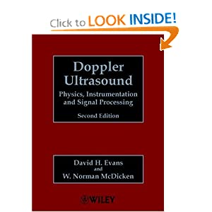 Doppler Ultrasound: Physics, Instrumentation and Signal Processing