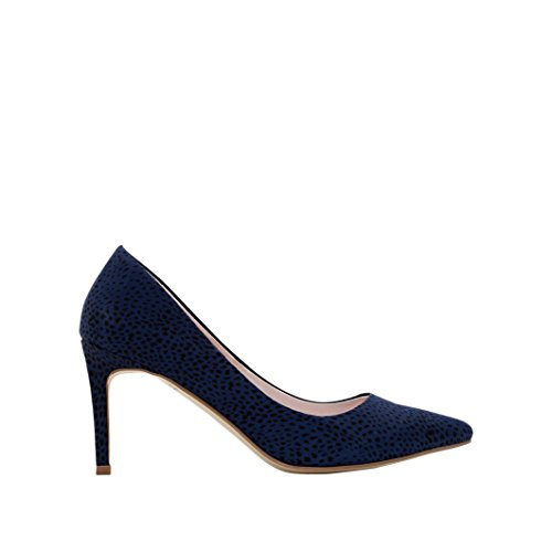 R Essentiel Donna Decollete Con Tacchi Taglia 35 Blu