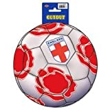 England Football Cutout Decoration