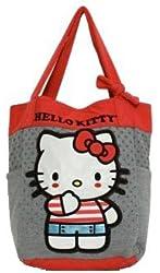 Hello Kitty I Love Me Tote