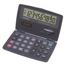Corre que vuela Calculadora con tapa abatible Casio SL-210TE