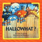 Hallowhat? (Chubby Board Books)