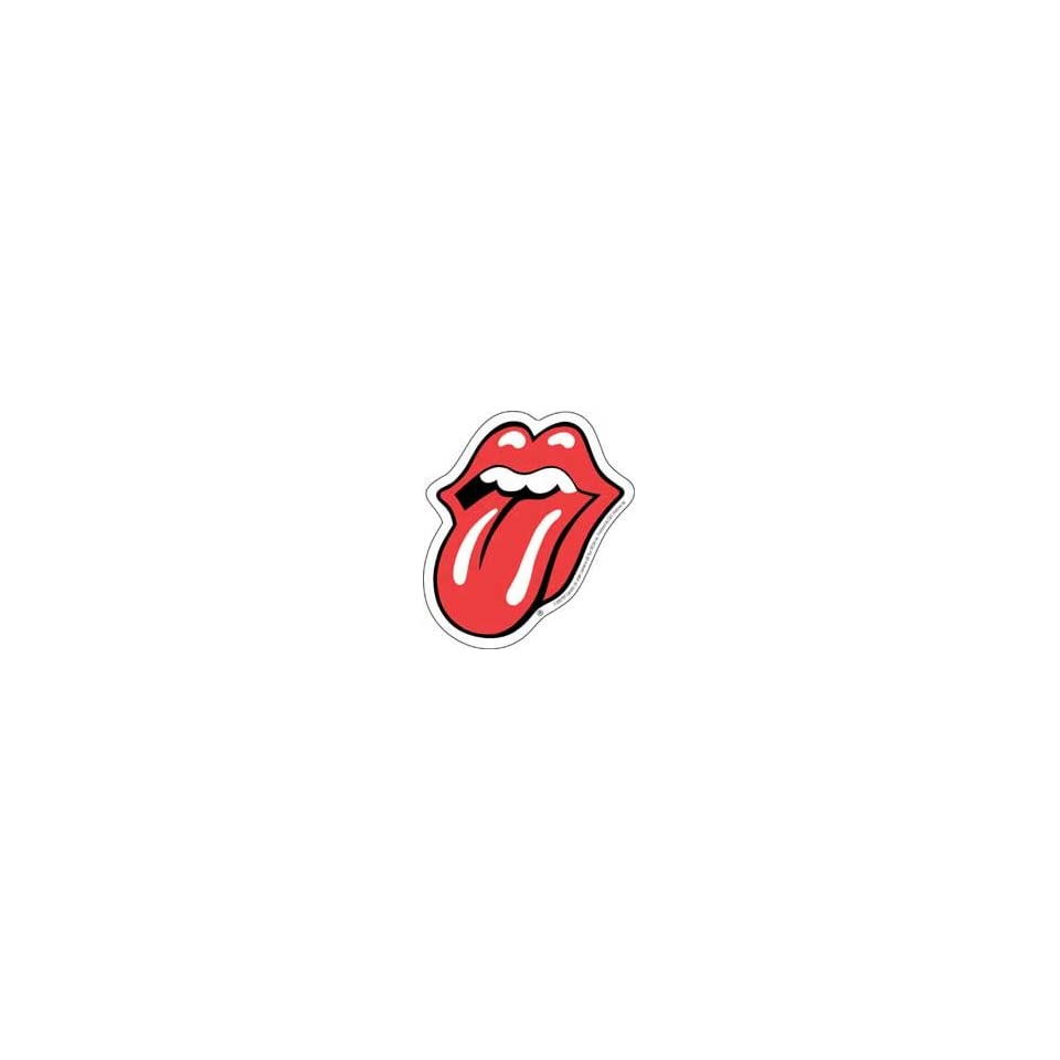 Rolling Stones Tongue Magnet