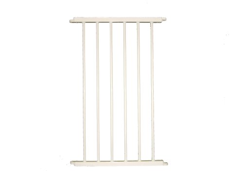 "Cardinal Gates VG-20, 20"" Extension for Versagate, White - 1"