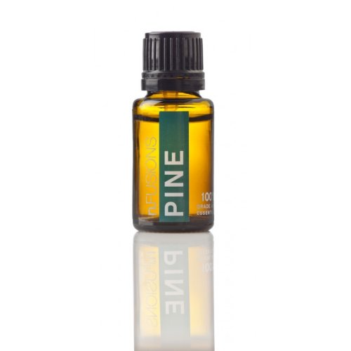 Nature's Fusions Pine Essential Oil 15mL