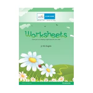 English-KG1(LKG)Worksheet
