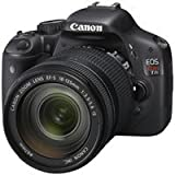 Canon EOS Rebel T2i 18 MP CMOS APS-C Digital SLR Camera with 3.0-Inch LCD a ....