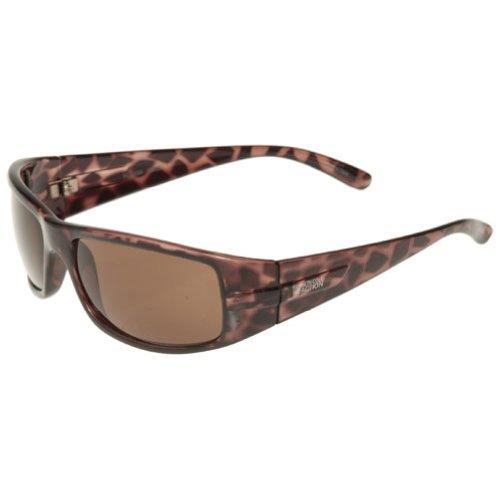 Mens - Kenneth Cole Reaction Slim Sport Sunglasses (Dk. Tortoise)