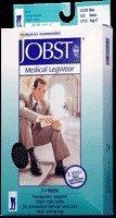 Jobst 20-30mmHg Men Thigh High Black Medium - 115409 by Beststores