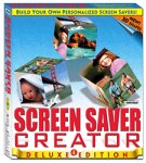 Screen Saver Creator Deluxe