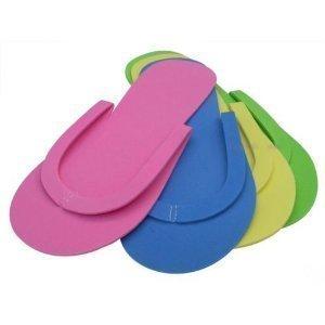 Beauticom Standard Pedicure Flip Flops 12-pair Party Pack Body Care / Beauty Care / Bodycare / BeautyCare