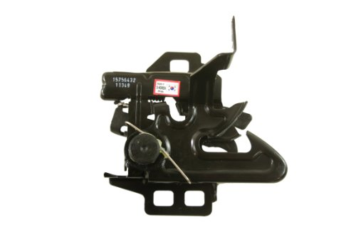 Genuine GM Parts 15756432 Hood Latch (99 Silverado Hood Release compare prices)