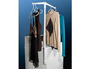 Handy Hanger Tower Laundry Clothing Valet
