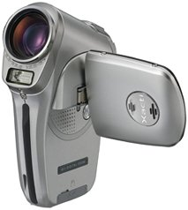 Sanyo Xacti VPC-C40 4MP MPEG4 Digital Camcorder with 5.8x Optical Zoom