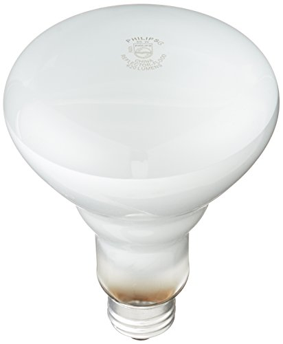 Philips 248872 Soft White 65-Watt BR30 Indoor Flood Light Bulb, 12-Pack (Indoor Flood Light Bulbs compare prices)