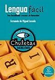 Lengua fácil para bachillerato (CHULETAS)