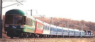 【TOMIX・トミックス】鉄道模型NゲージJR 24系25形特急寝台客車(夢空間北斗星)セット(92792)『宝』100820