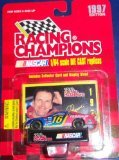 Racing Champions 1/64 scale die cast with collectible card #16 Ted Musgrave 1997 Edition - 1