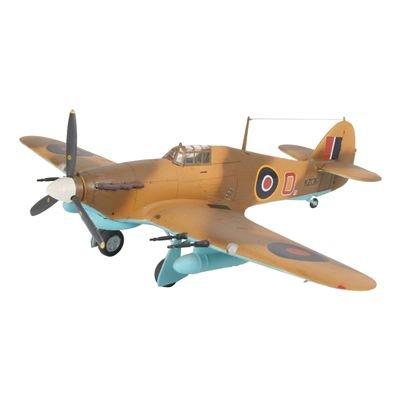 Model Set 4144 Hawker Hurricane MKIIC 1:72th