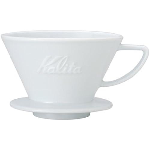 Kalita 웨이브 시리즈 드립퍼 커피드립 185(블랙)