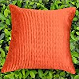 Cushion Casa Cushion Covers (Orange)