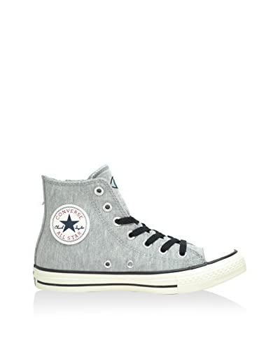 Converse Zapatillas abotinadas All Star Hi Gris Jaspeado