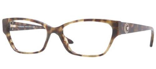 VersaceVersace VE3172 Eyeglasses-5078 Green Havana-54mm