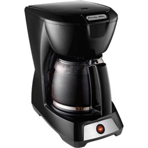 hamilton beach 43602 12 cup coffeemaker black