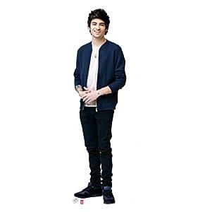Amazon.com: Zayn Malik - One Direction - Advanced Graphics Life Size