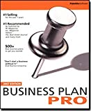 Business Plan Pro 2007
