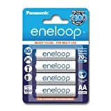 Panasonic Sanyo Eneloop 2000 2xAA Rechargeable Battery