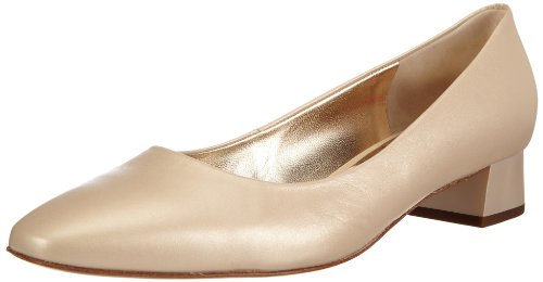 Högl shoe fashion GmbH Womens 7-103403-09000 Closed Ivory Elfenbein (champagn 900) Size: 37.5