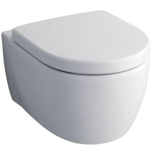 Emotion Keramag Icon Tiefspül WC wandhängend weiß