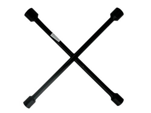 bulk buys OC591 Heavy Duty Lug Nut Wrench, Black