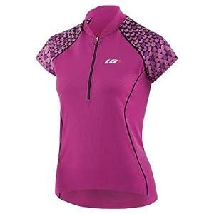 Louis Garneau 2014 Ladies Astoria Short Sleeve Cycling Jersey - 4820682 by Louis Garneau