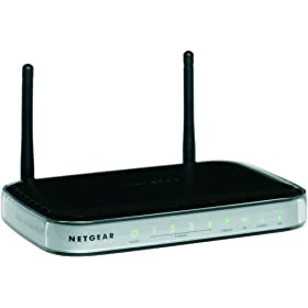 31D2oxm vyL. SL500 AA280  Netgear DGN2000 Wireless N Router with Built in DSL Modem   $84 Shipped
