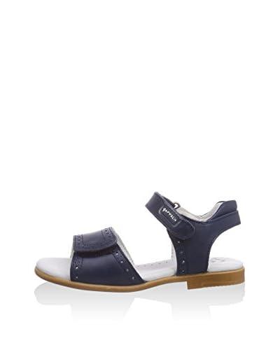 Garvalin Sandalo Flat [Blu Navy]