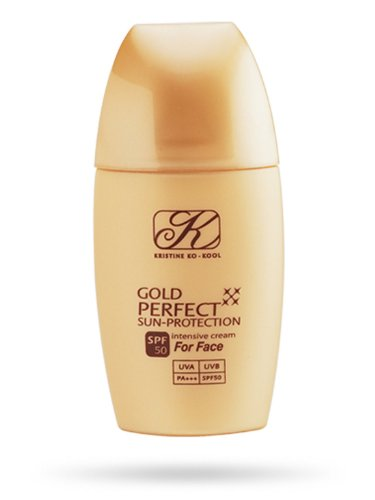 Gold Perfect Sun-Protection For Face Spf 50 Pa+++( 30 Ml.)