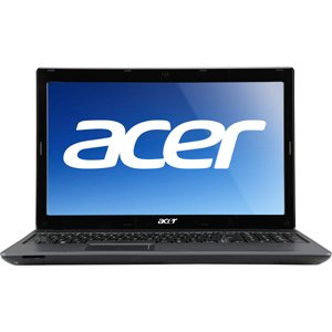 Aspire AS5250-E404G50Mikk 15.6 Notebook - AMD Fusion E-450 1.65 GHz by ACER AMERICA