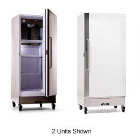 Commercial Solid Door Reach-In Refrigerator