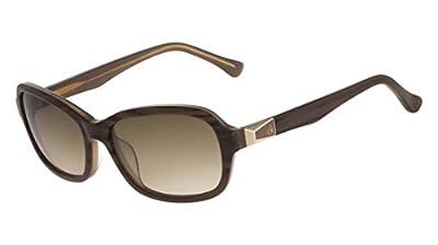 Calvin Klein Platinum CK4290S Sunglasses 281 Striped Turtledove
