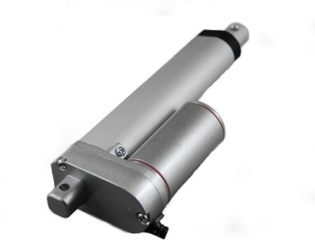 "Progressive Automations Linear Actuator Stroke Size 12"", Force 50 Lbs, Speed 1.2""/Sec - 12 Vdc"