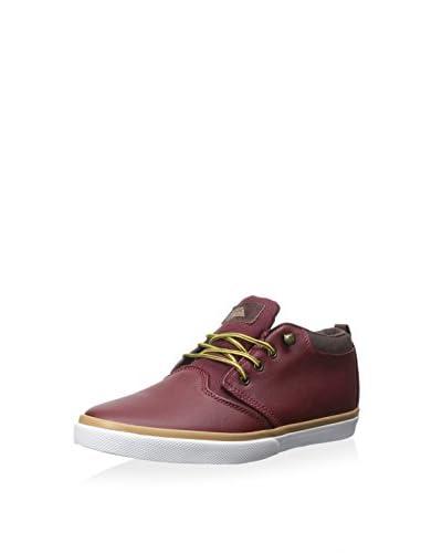 Quiksilver Men's Griffin Mid-Top Sneaker